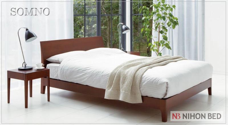 ベッド ベッドを買うなら : 日本ベッドのソムノを買うなら ...
